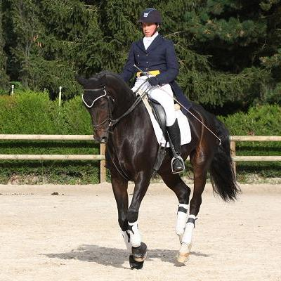 Sandrine Thomas Dressage